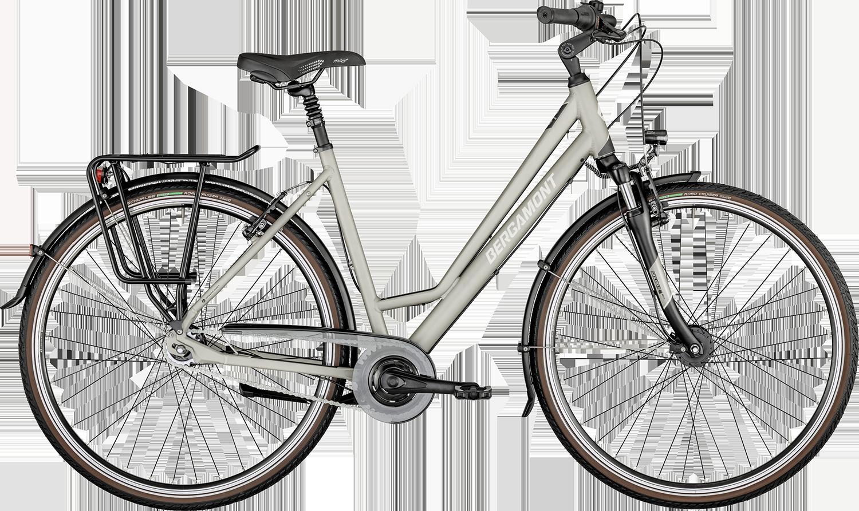 Bergamont Horizon N7 CB Amsterdam 2021 - Hvid