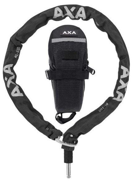 AXA RLC 100 Plug-In kæde & taske