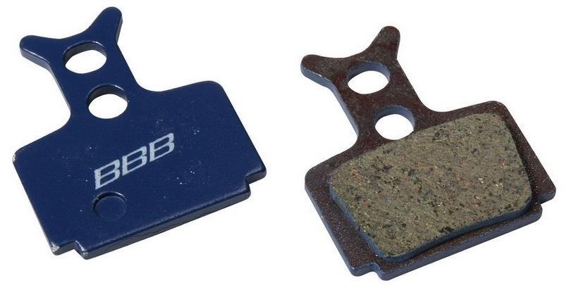BBB Formula Mega, The One, R1 and RX Bremseklodser BBS-67 (Resin)