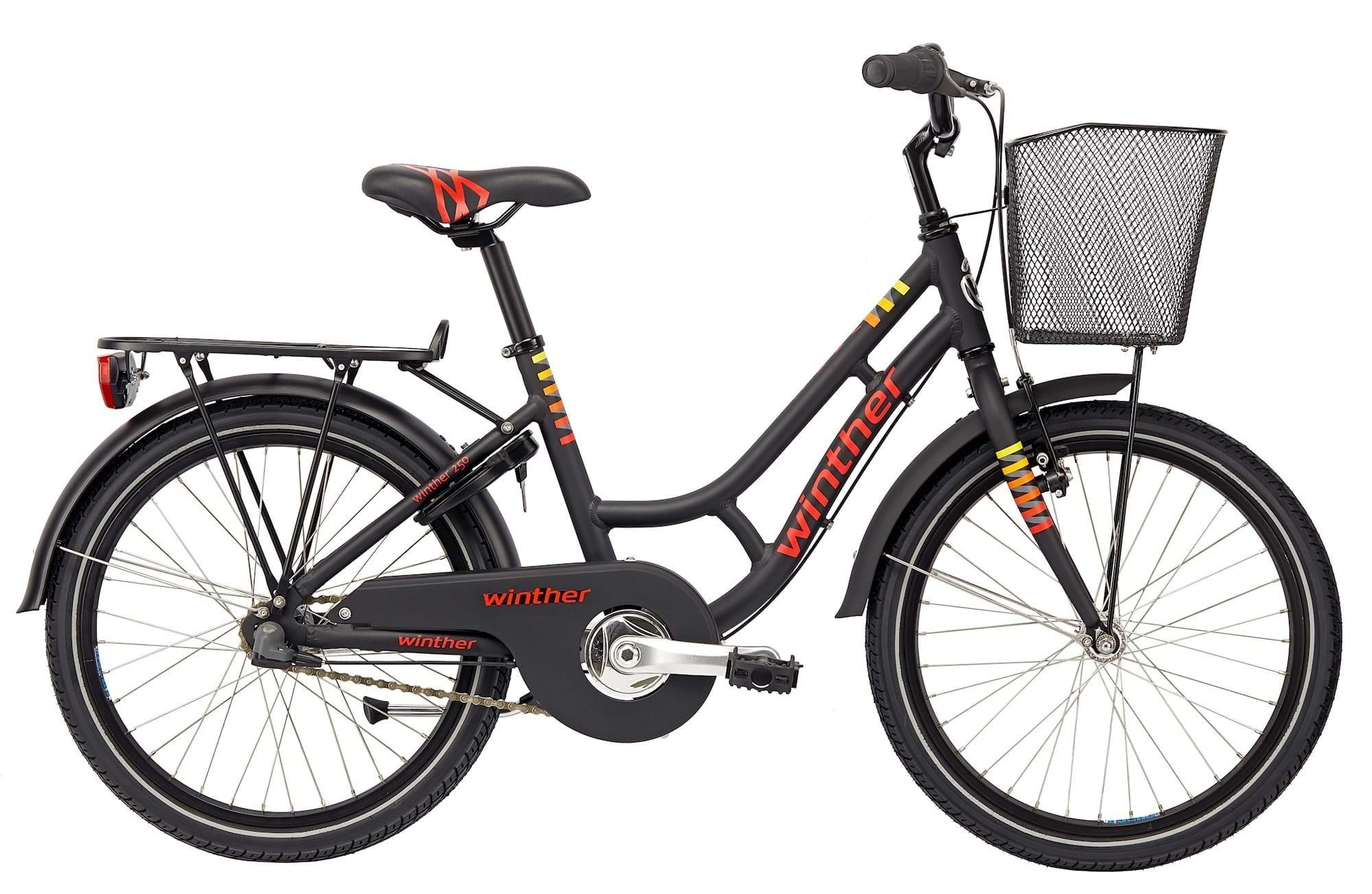 """Winther 250 Granny 20"""" Pige 3G Fodbremse - Kampagne Cykler > Børnecykler"""