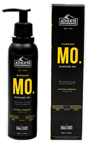 Muc-Off Massage Oile - 200 ml