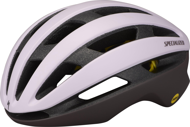 Specialized Specialized Airnet Mips Cykelhjelm - Hvid/Lyserød Beklædning > Cykelhjelme