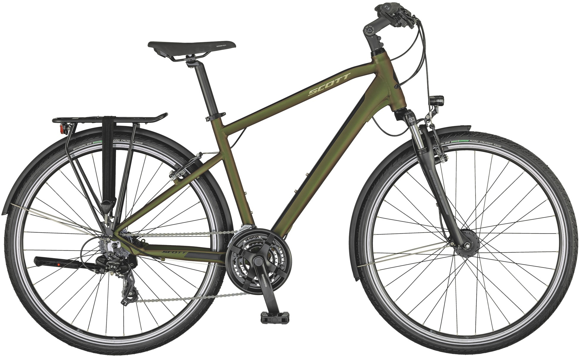 Scott Sub Sport 40 Herre 2021 Cykler > Herrecykler