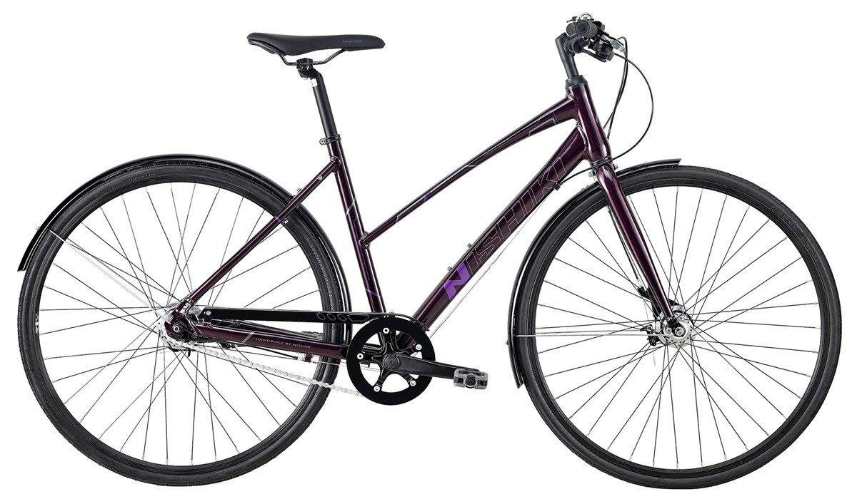 Nishiki Nishiki Touring Master Dame 7G Rullebremse 2020 - Lilla Cykler > Damecykler