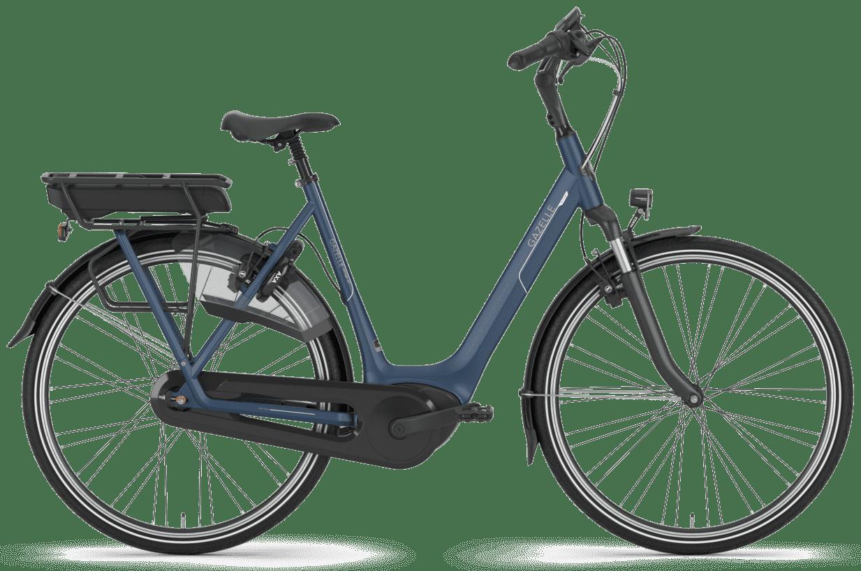 Gazelle Arroyo C7+ HMB Dame 7g 2020 - blå