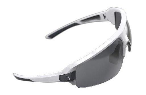 BBB Impulse Cykelbriller med 3 sæt linser - Hvid