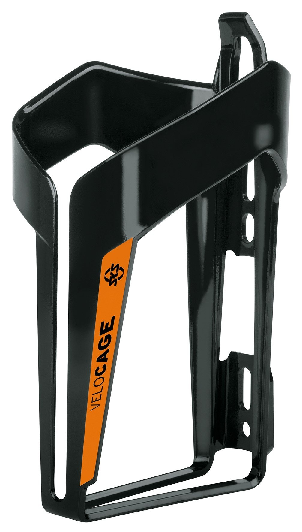 SKS Velocage flaskeholder - Sort/orange