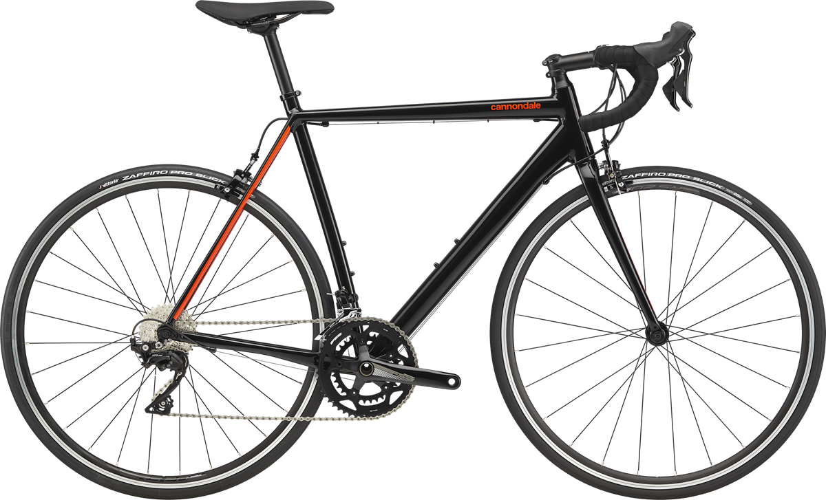 Cannondale CAAD Optimo 105 2020 - Sort