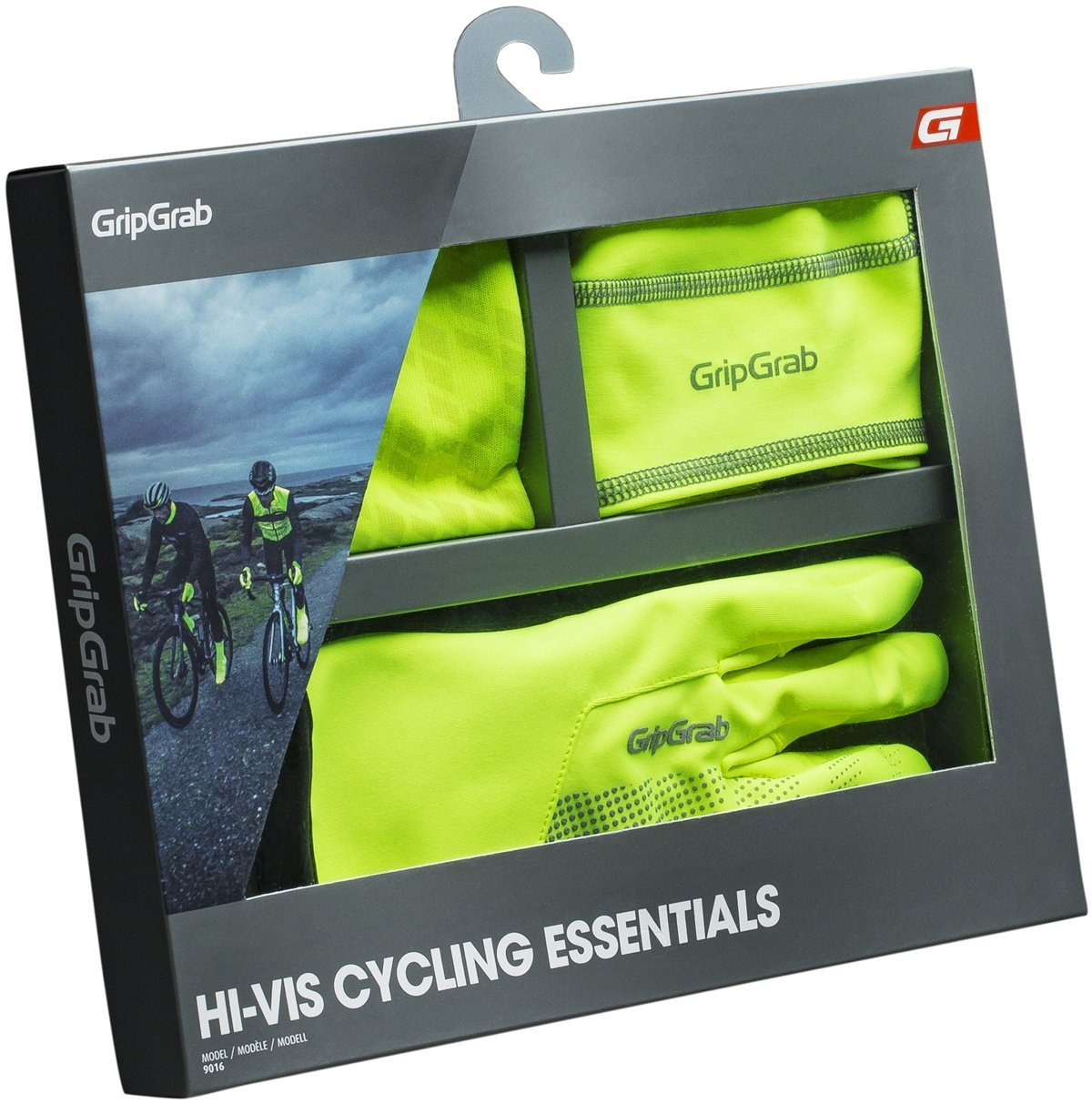 GripGrab Hi-Vis Essentials