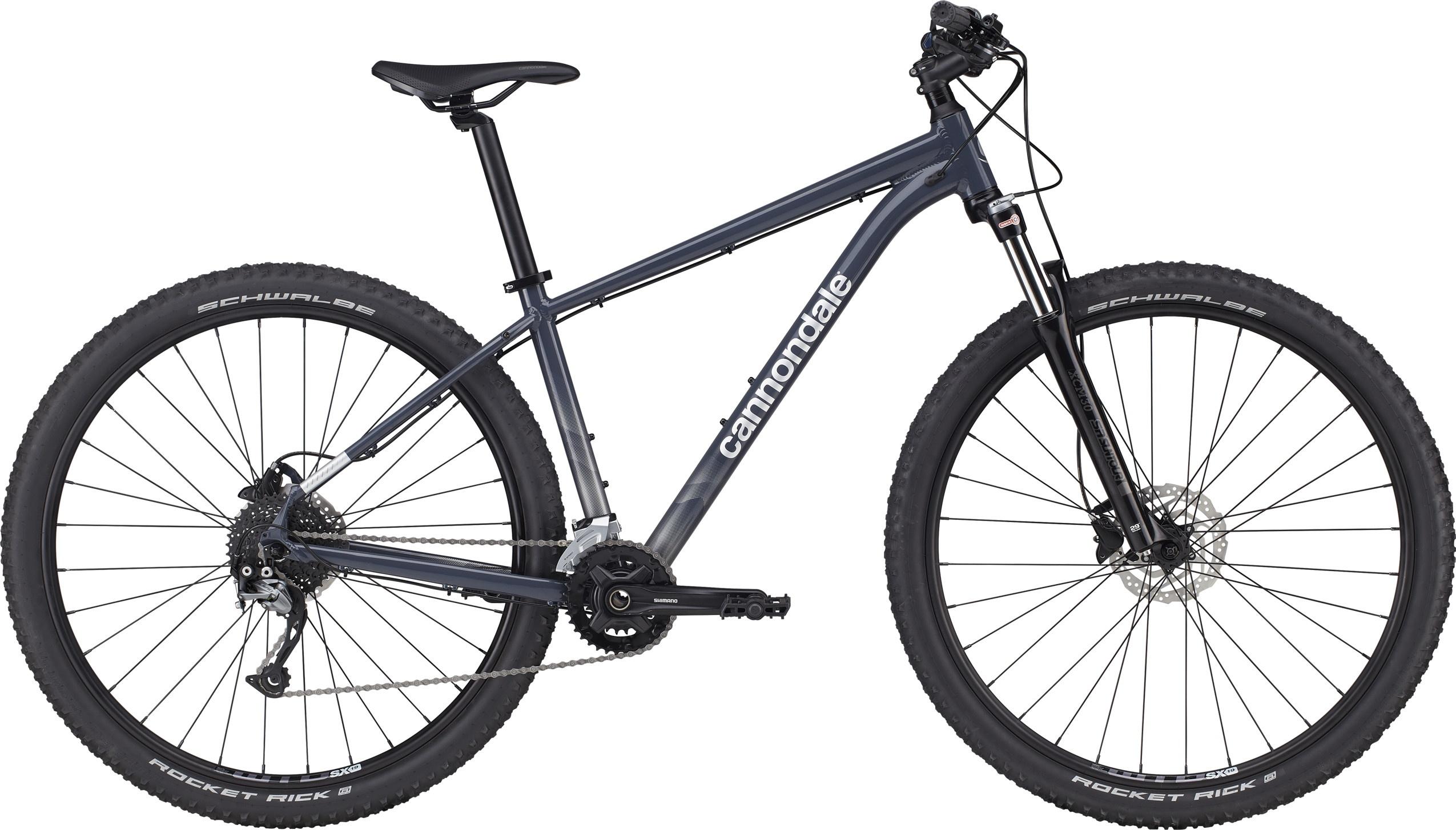 Cannondale Trail 6 2021 - blå