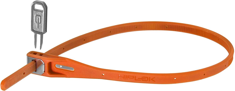 HIPLOK Z LOK Café Lås Cable lock - Orange | cykellås