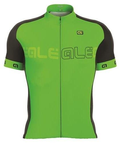 Alé Women's Solid Tropika Jersey - Black-Multi, Black-Multi | cykeltrøje