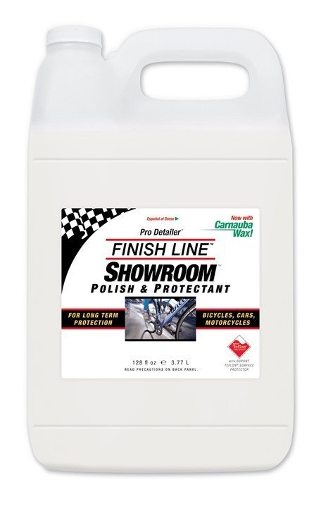 Finish Line Showroom Polish & Protectant - 3,8L