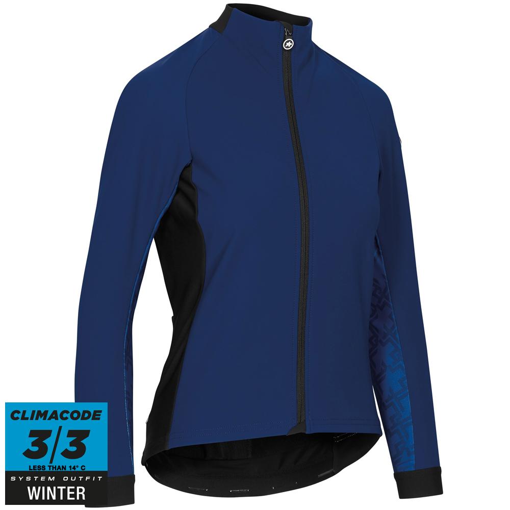 Assos UMA GT Winter Jacket - Blå