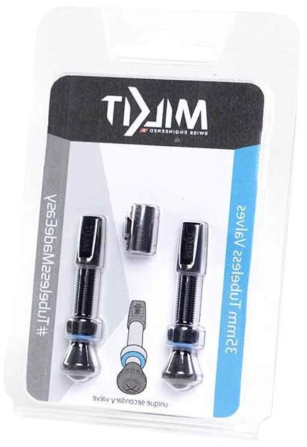 MilkIt Valve Pack 35mm Tubeless Ventil
