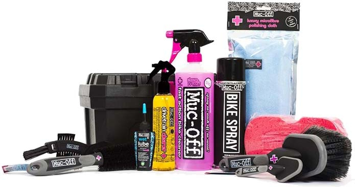 Muc-Off Ultimate Bicycle Kit (Cykelvask Kit)