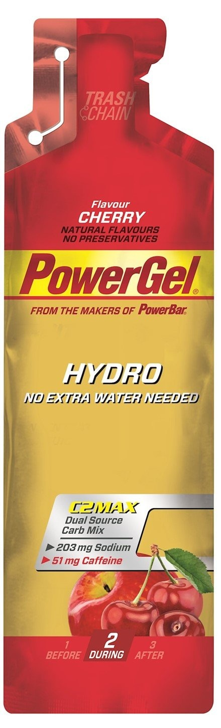PowerBar Hydro PowerGel Cherry