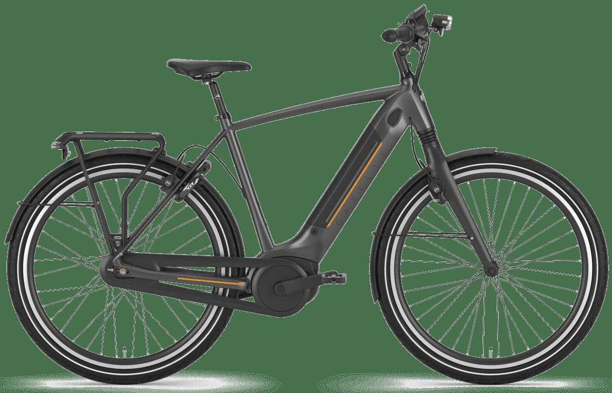 Gazelle Ultimate C8+ HMB Herre 2020 - grå