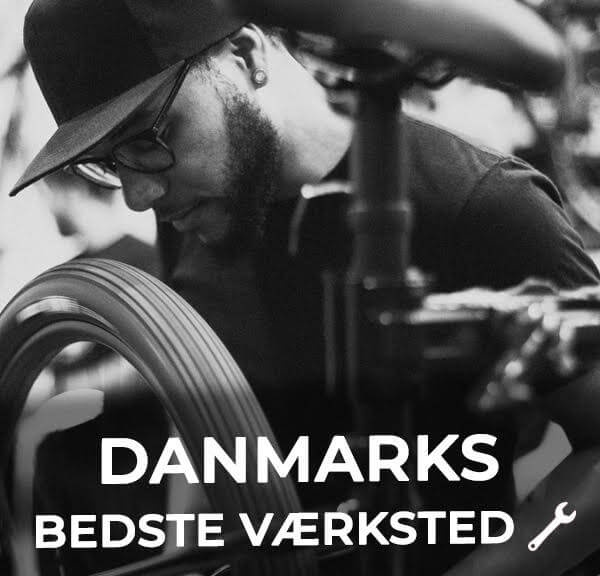 Cykelvaerksted