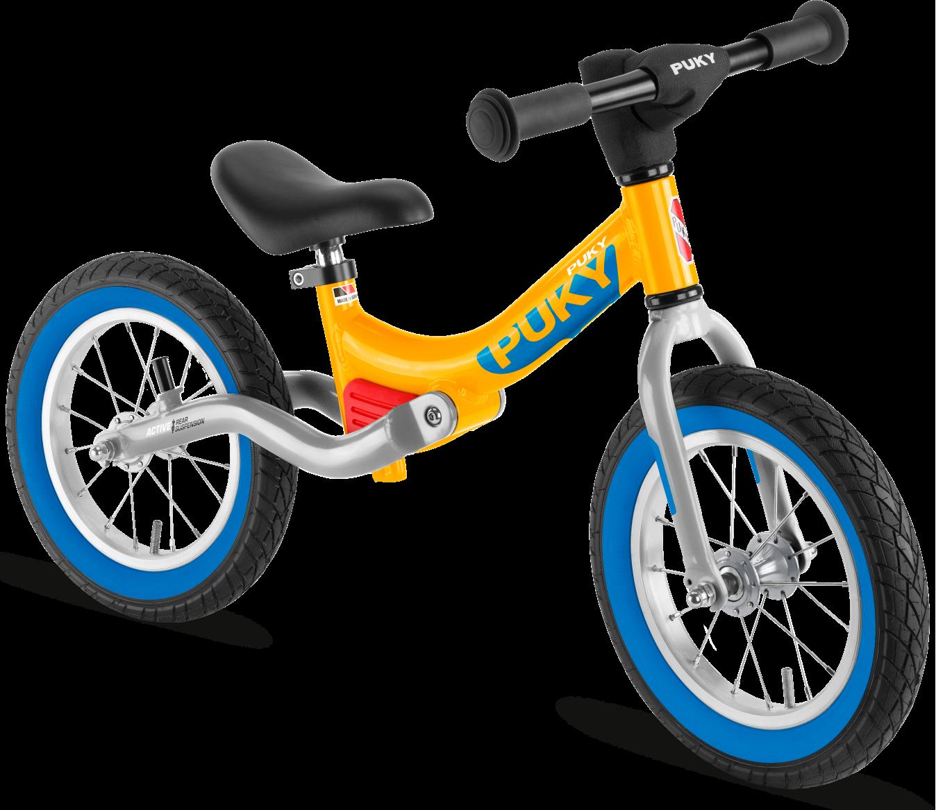 Puky LR RIDE SPLASH Løbecykel - Gul