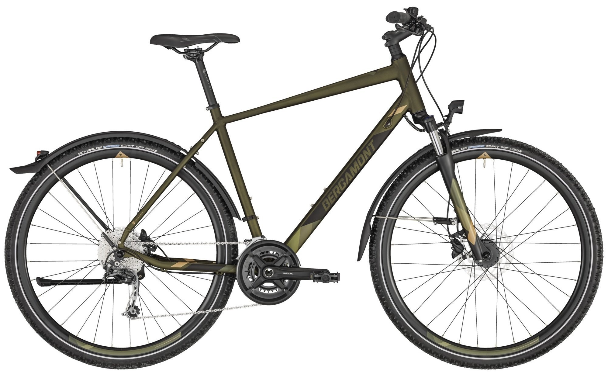 Bergamont Helix 6 EQ Gent 2020