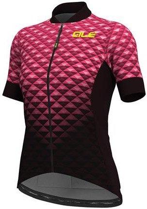 Alé Jersey Solid Hexa - Pink
