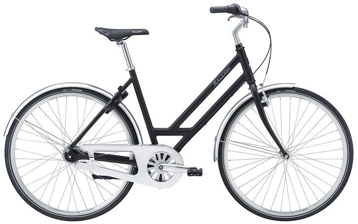 Raleigh Sussex City 7g Dame 2020 - Sort