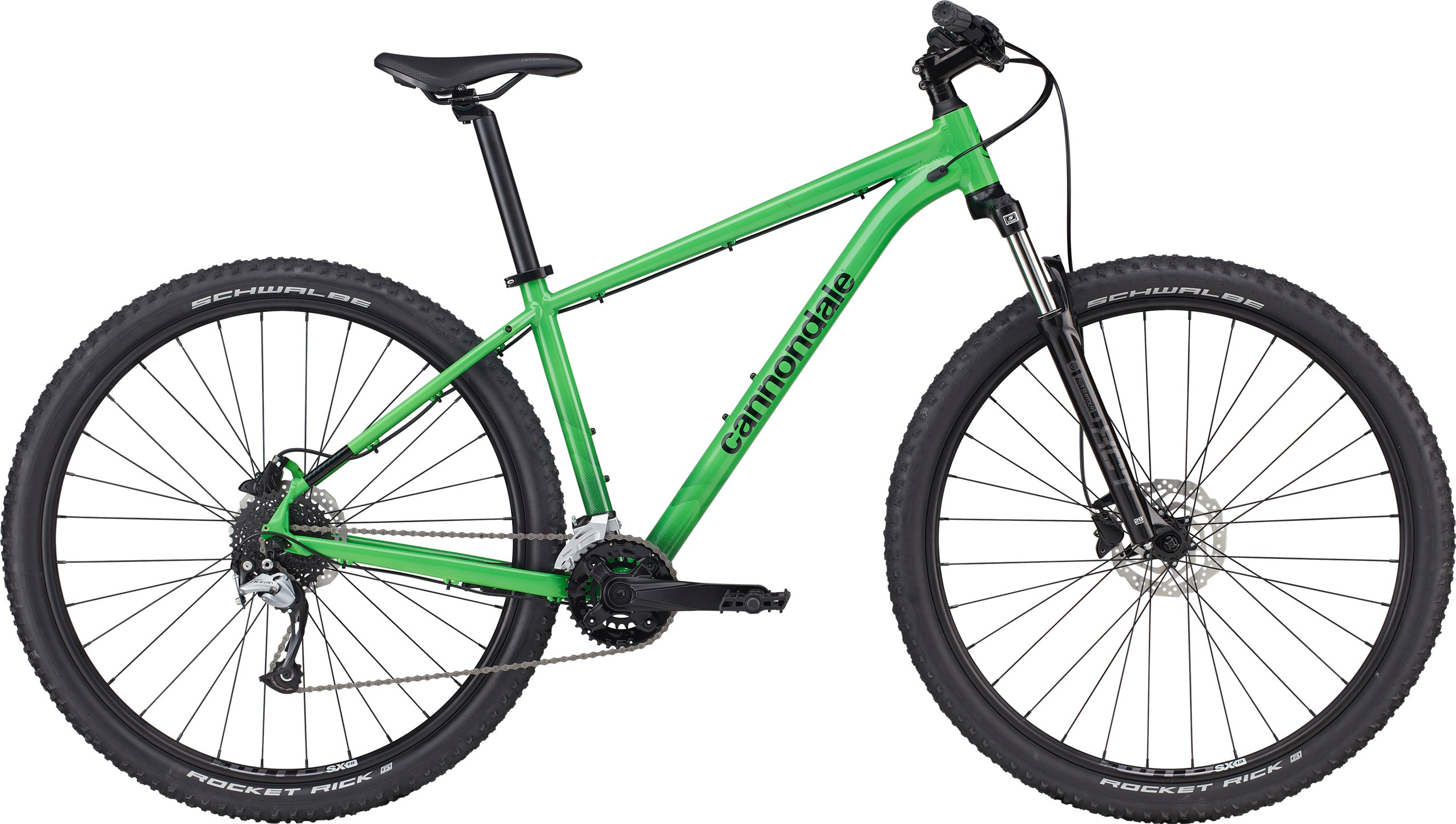 Cannondale Trail 7 2021 - grøn