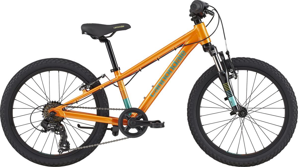 "Cannondale Kids Cujo 20"" 2020 - Orange"