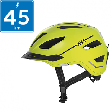 Abus Pedelec 2.0 - Gul (elcykel hjelm)