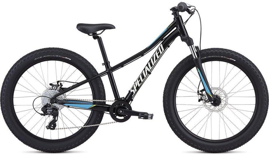 "Specialized Specialized Riprock 24"" 2019 - Sort Cykler > Børnecykler"