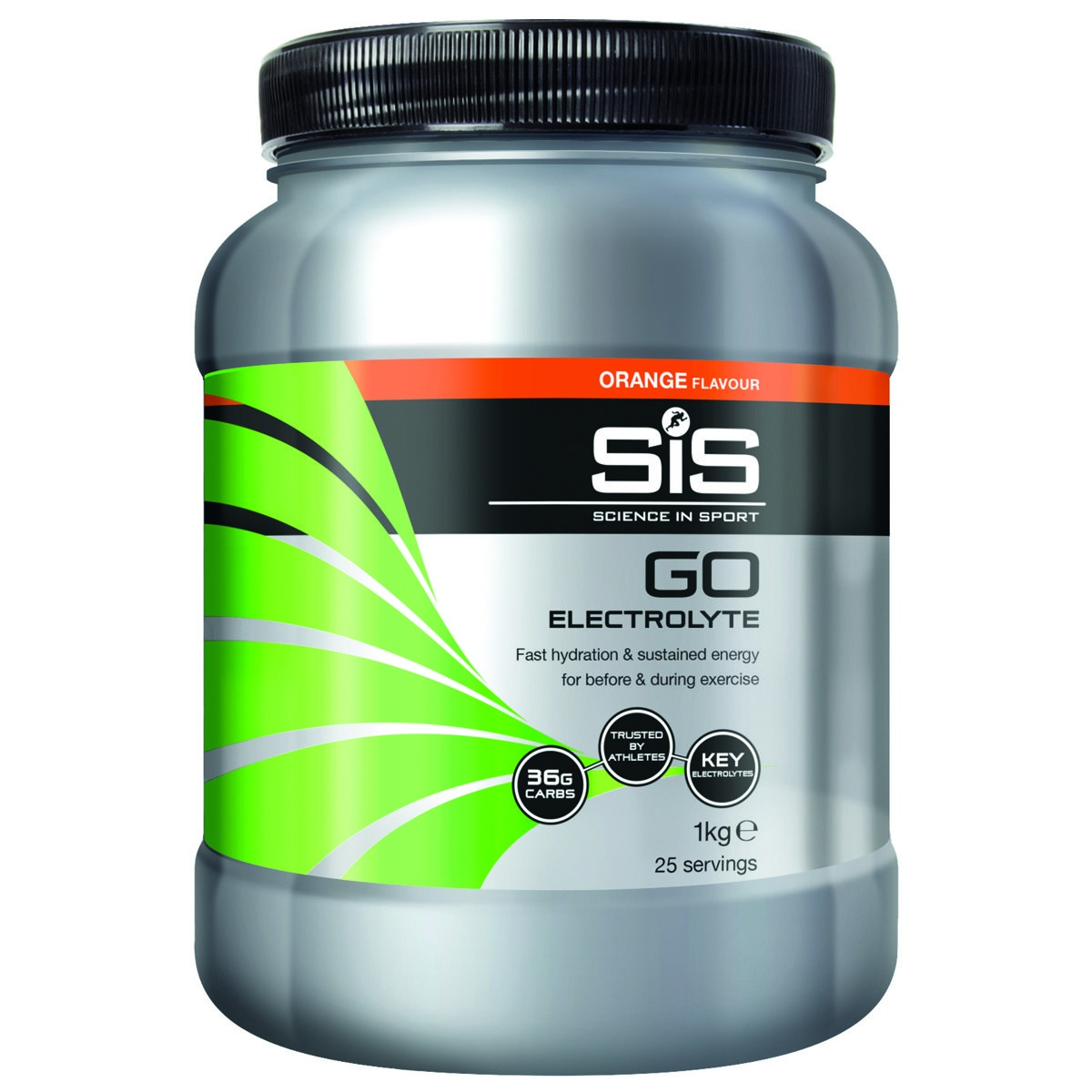 SIS Go Energy + Electrolyte Orange - 1kg
