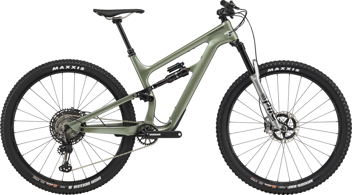 Cannondale Habit Carbon 1 2020