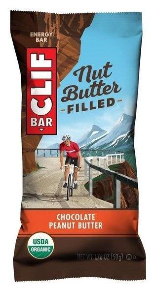 Clif Bar Økologisk Bar Chocolate Peanut Butter