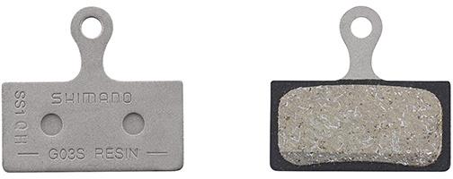 Køb Shimano Skivebremseklods G03S resin – BR-M9000/9020/8000 etc