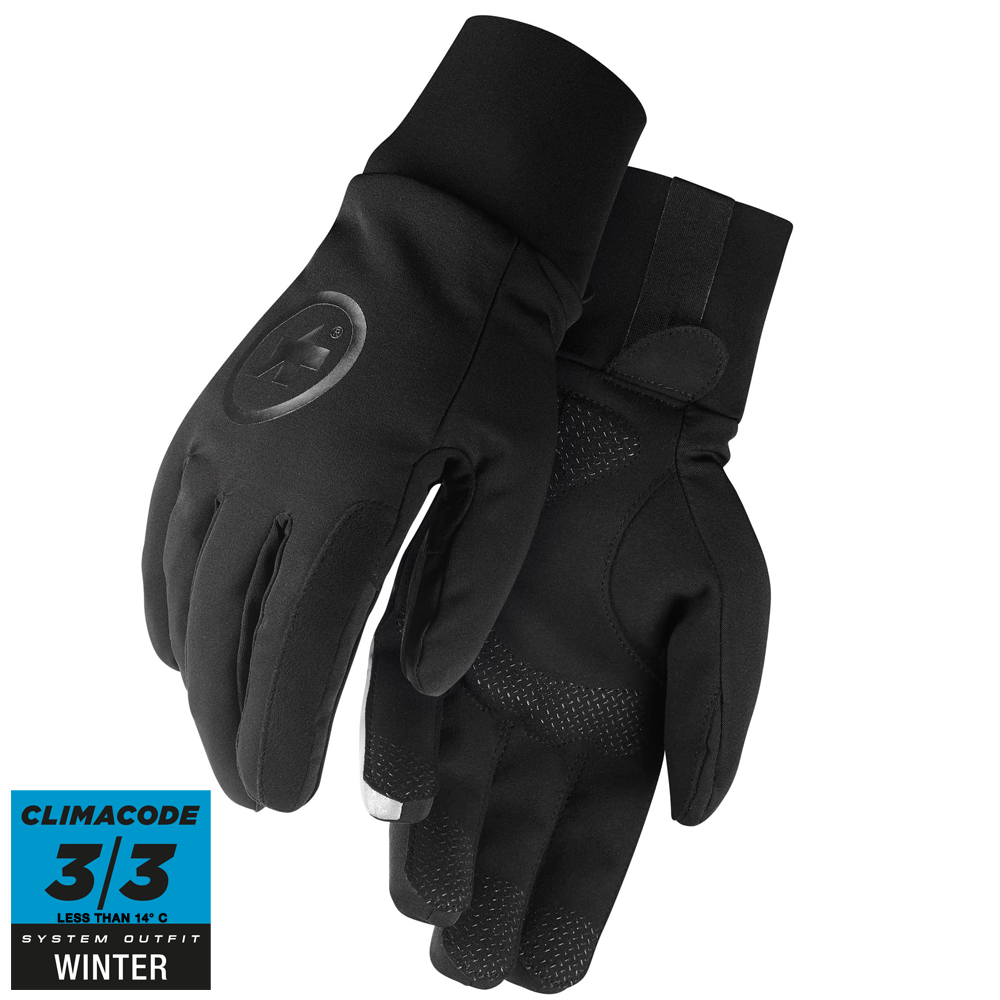 Assos Ultraz Winter Gloves Cykelhandske