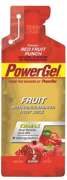 PowerBar Hydro PowerGel Red Fruit Punch