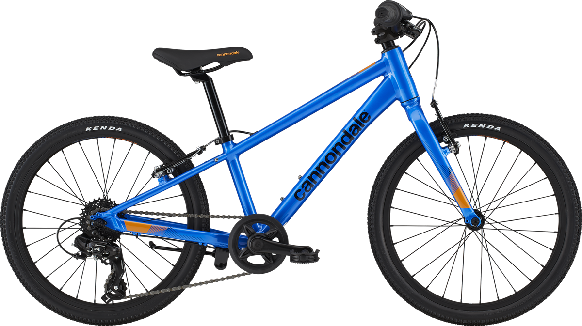 "Cannondale Kids Quick 20"" 2020 - Blå"