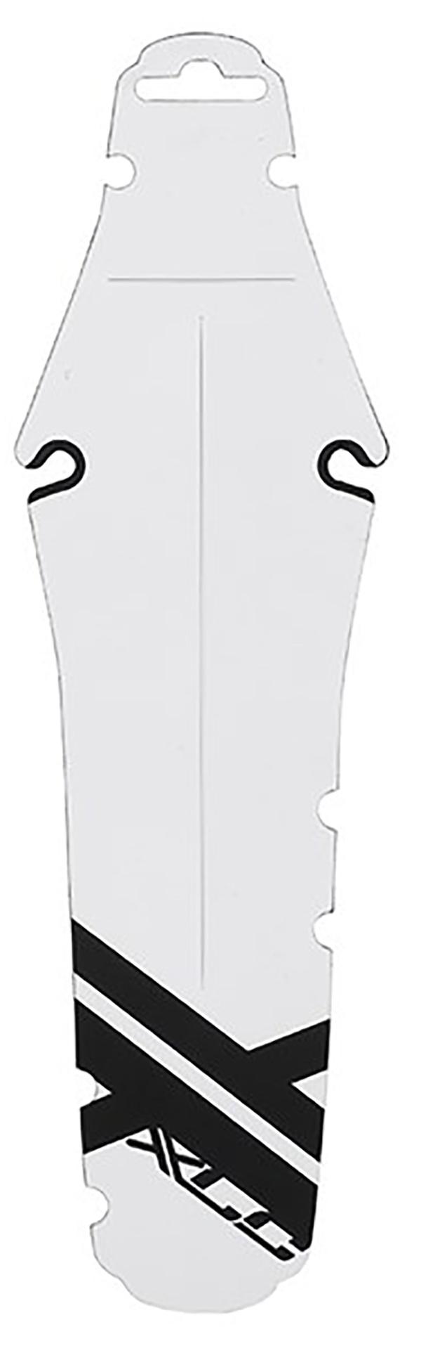 XLC Bagskærm ( Ass Saver ) - Hvid