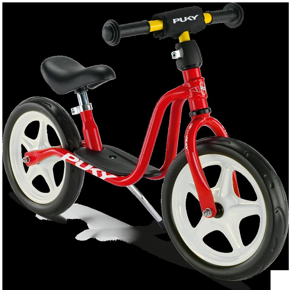 Puky LR 1 Løbecykel - Rød