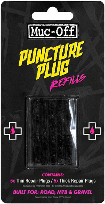 Muc-Off B.A.M. Puncture Plugs Refill - Tubeless Orme