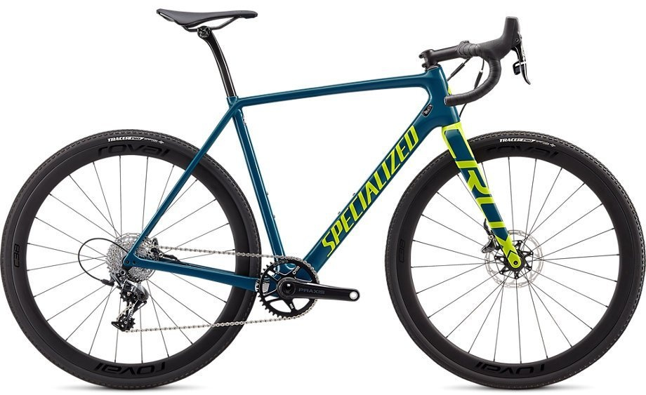 Specialized CruX Expert 2020 - turkis