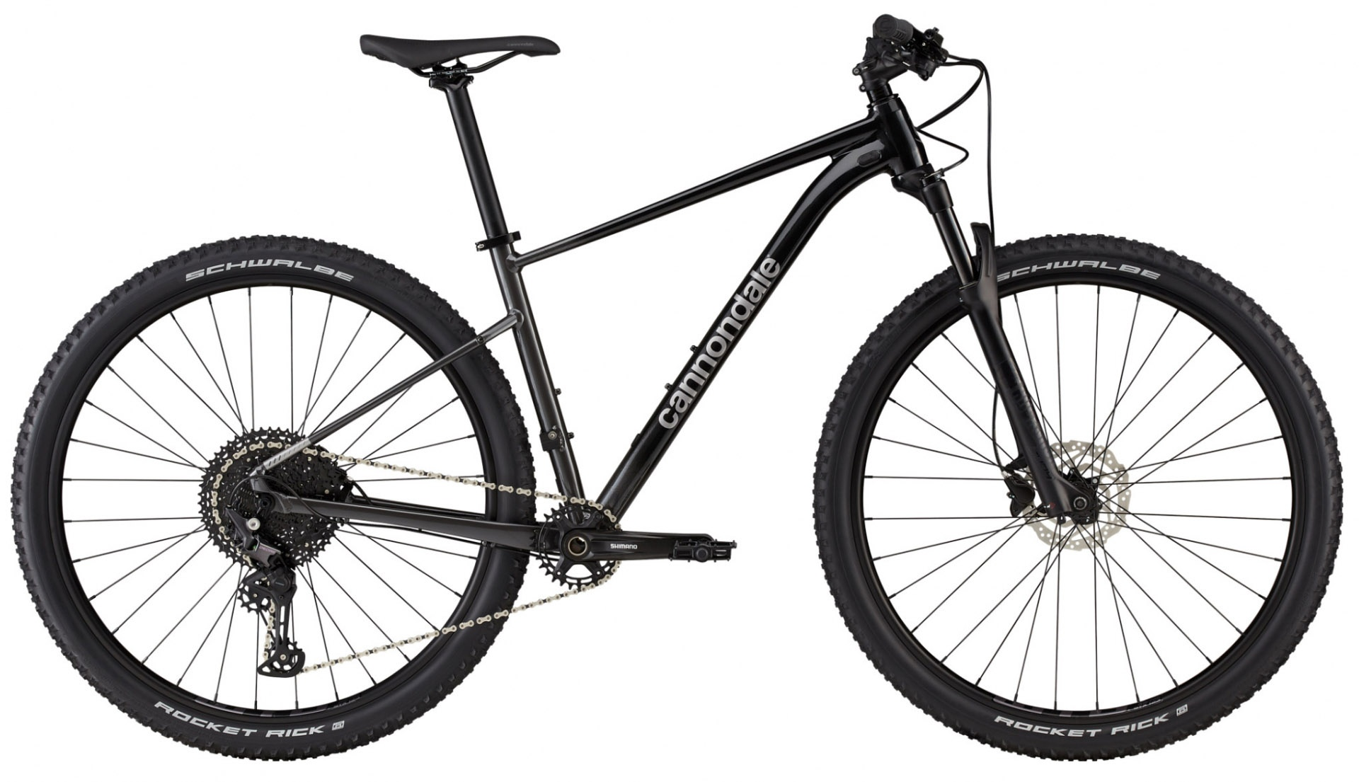 Cannondale Trail SL 3 2021 - Sort