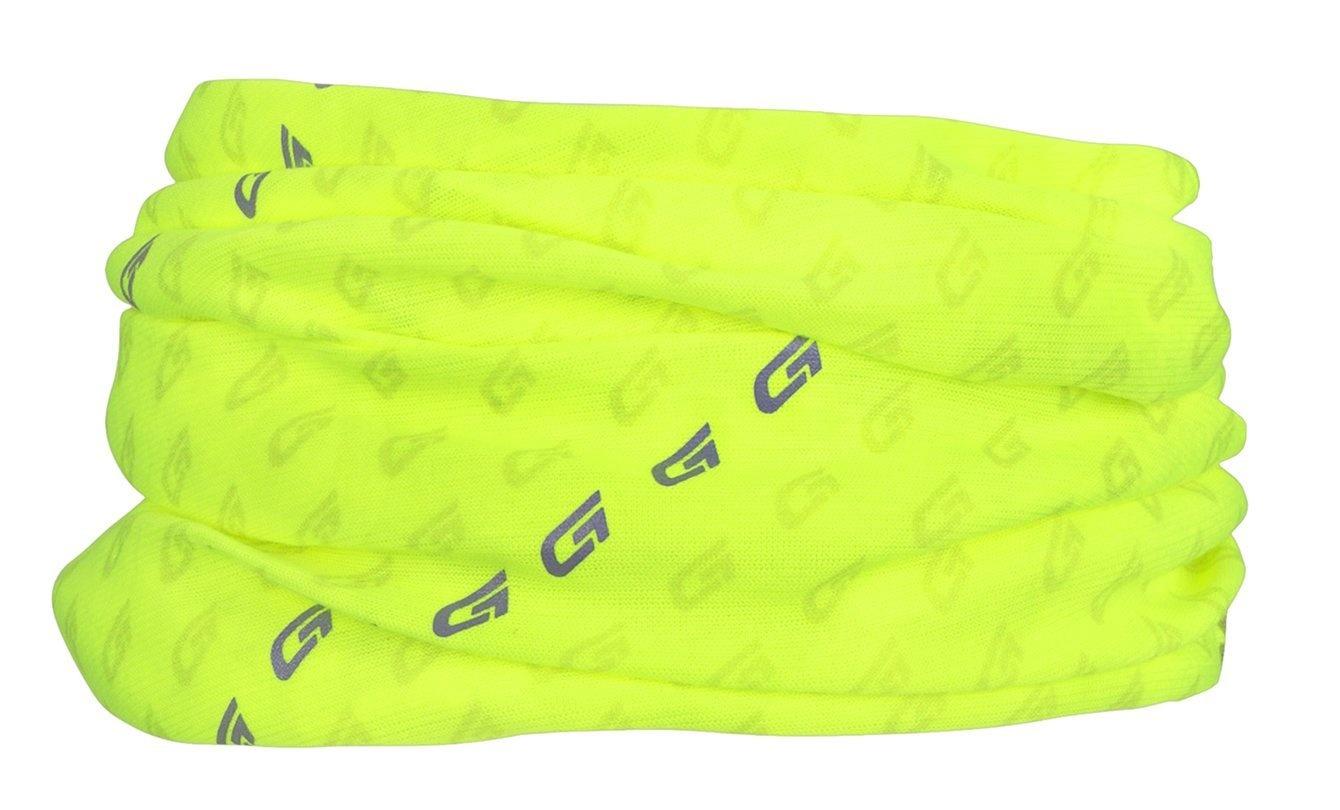 GripGrab Headglove HI-VIS - Neon gul - Onesize | hovedbeklædning