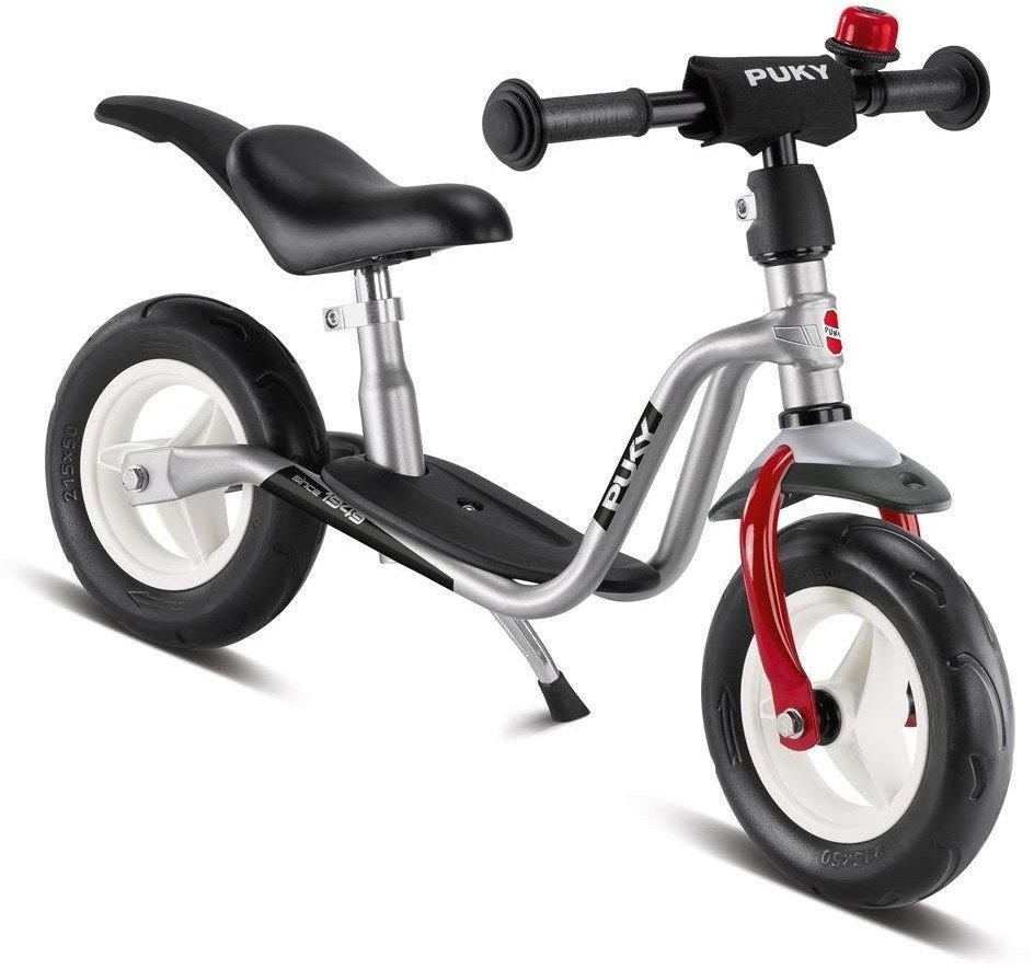 PUKY LRM Plus Løbecykel, Silver