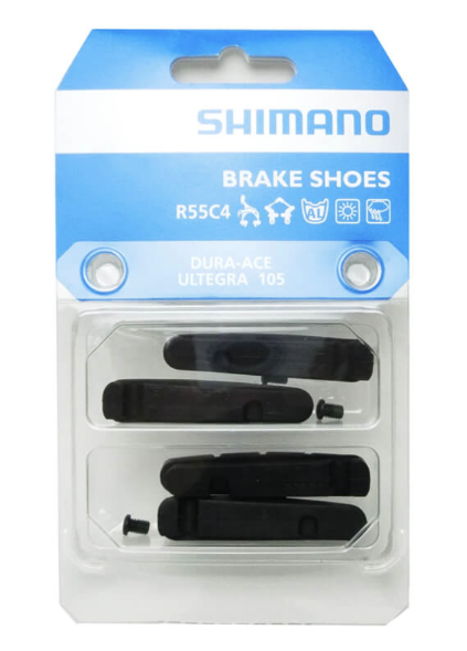 Shimano Bremseklods Dura-Ace 9000 2 par, 55mm