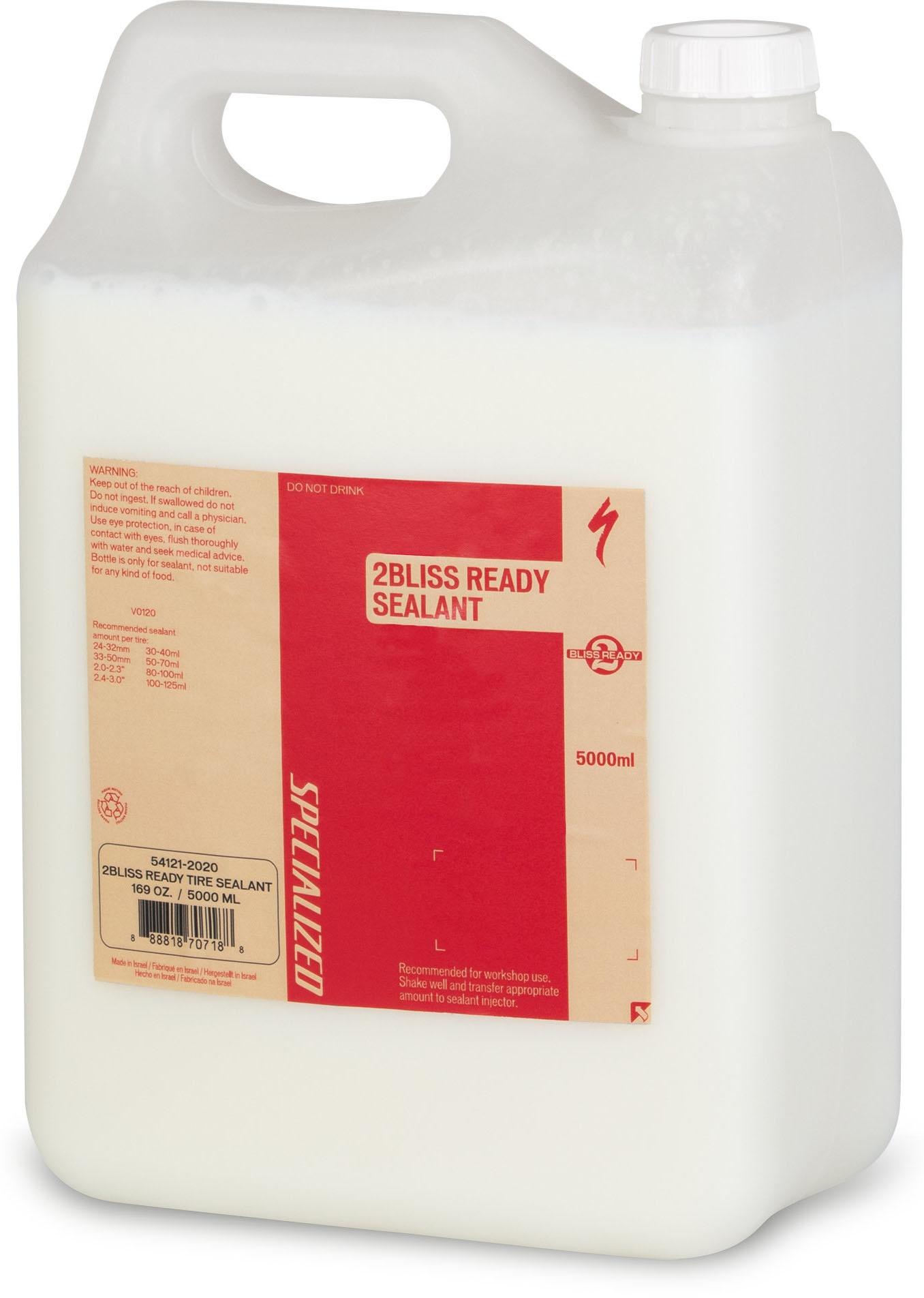 Køb Specialized 2Bliss Ready Tire Sealant / Tubeless Væske – 5000 ml – 169 oz EACH