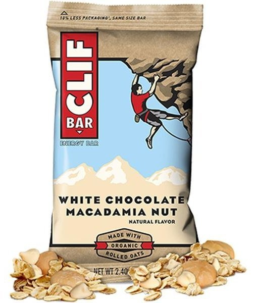 Clif Bar Bar White Choc Macad
