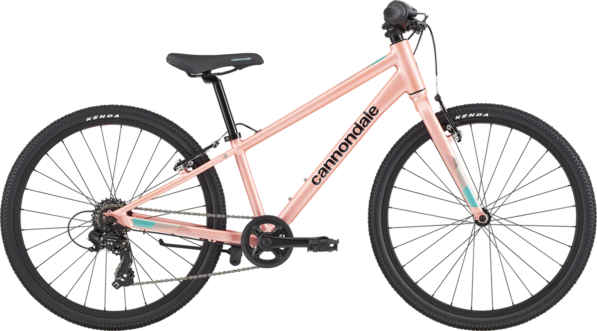 "Cannondale Kids Quick 24"" 2020 - Pink"