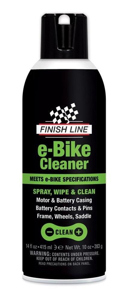 Finish Line e-Bike Cleaner - Elcykel Rensemiddel, 414ml